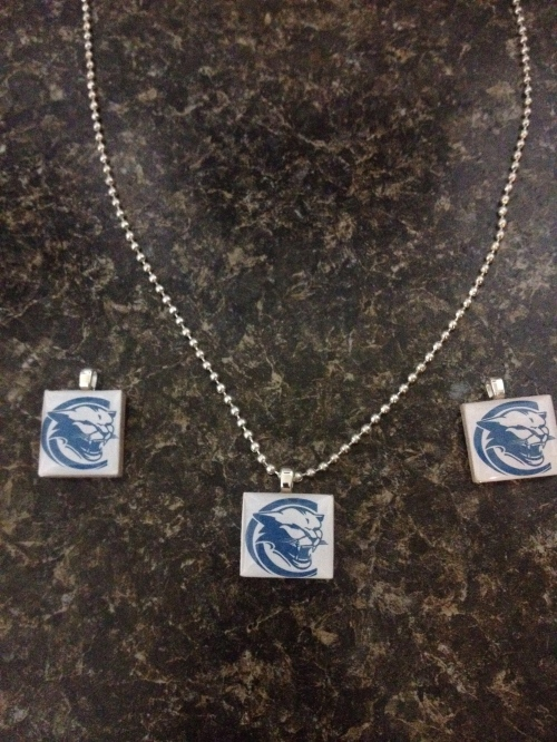 Cougar Pendants